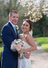 Mark & Yui Wedding Photo 1 - Couple Port