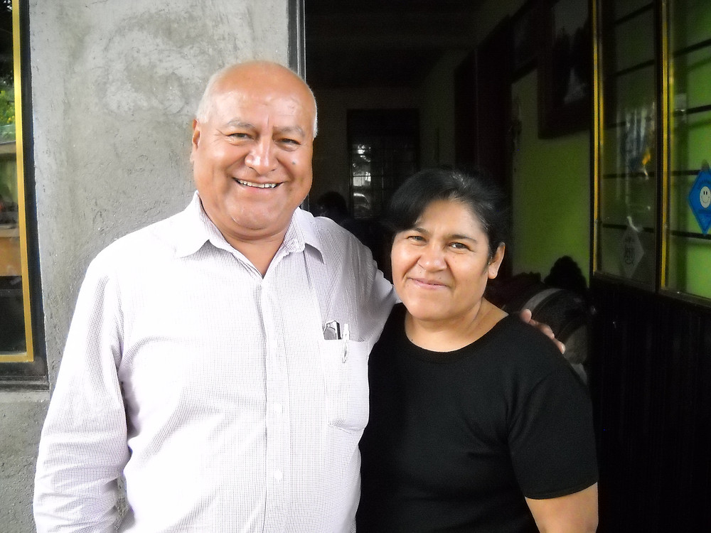 Raymundo and Tere studied at the Bible Training Center in Reynosa in the 1980's and have served the Lord faithfully since then.
