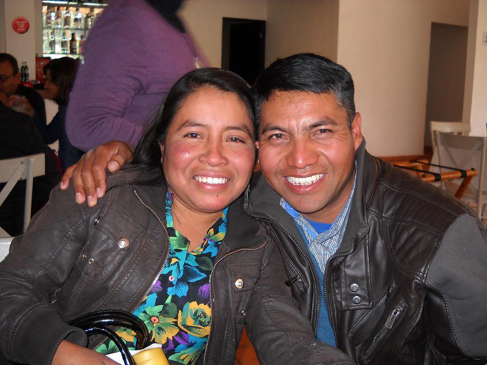 Esperanza & Samuel Avendaño