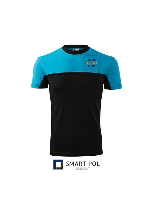 Tricou ColorMix Turcoaz Personalizat