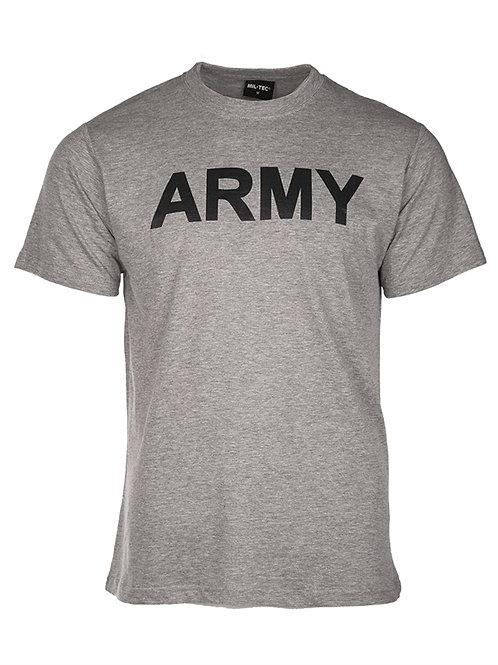 Tricou ′ARMY′ GREY