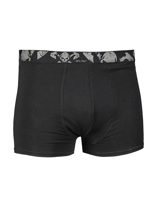 Boxeri BLACK SHORTS ′SKULL′ (SET 2 BUC)