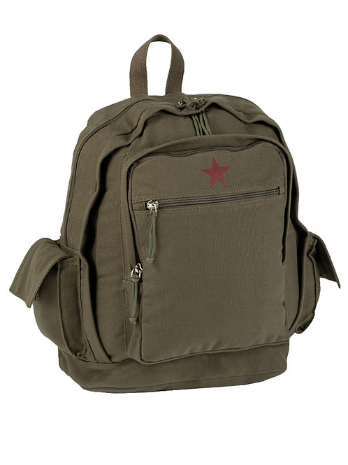 Rucsac ′RED STAR′ CITY