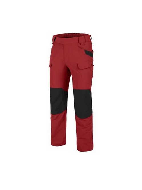 Pantaloni Tactici Helikon VERSASTRETCH®- CRIMSON SKY / BLACK