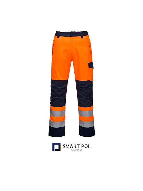 Pantaloni Modaflame RIS Portocaliu/Navy