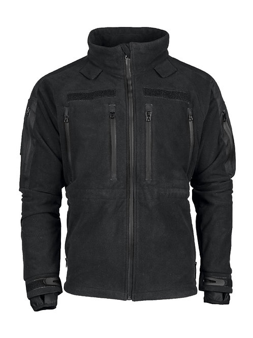 Jacheta din Lana BLACK MIL-TEC® PLUS COLD WEATHER