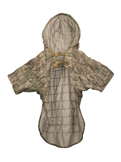Camuflaj MULTITARN® GHILLIE SNIPER CAPE