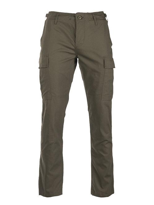 Pantaloni ′SLIM FIT′ US OD R/S BDU FIELD