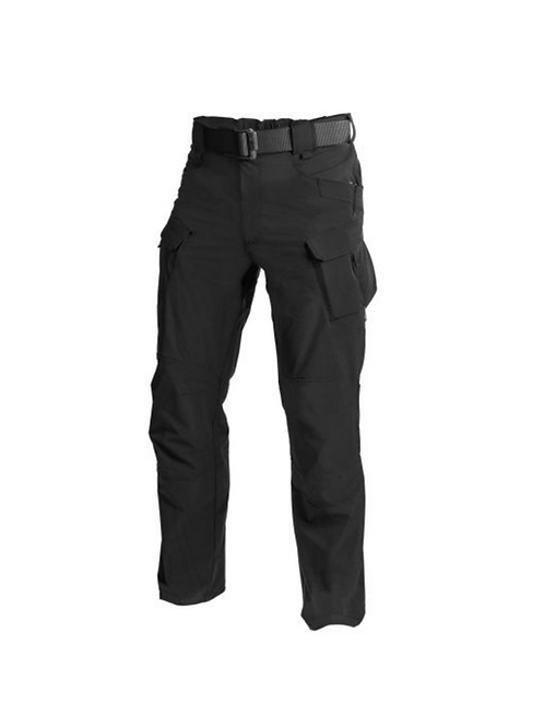 Pantaloni Tactici Helikon VERSASTRETCH®- BLACK