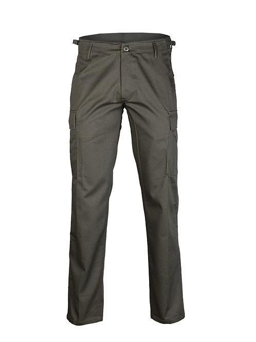 Pantaloni US W/L OD STYLE RANGER FIELD ′STRAIGHT CUT′