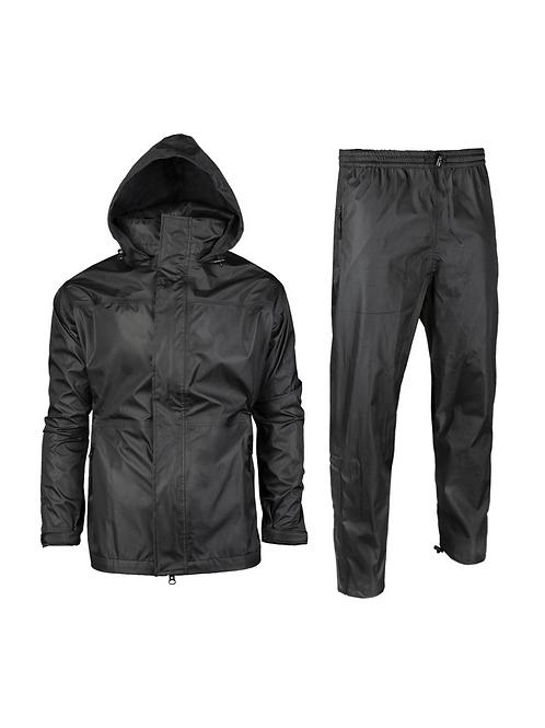 Uniforma BLACK WET WEATHER MIL-TEC®