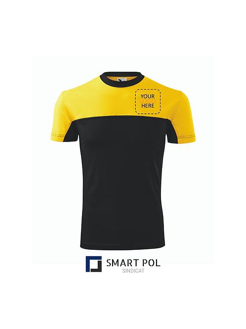 Tricou ColorMix Galben Personalizat