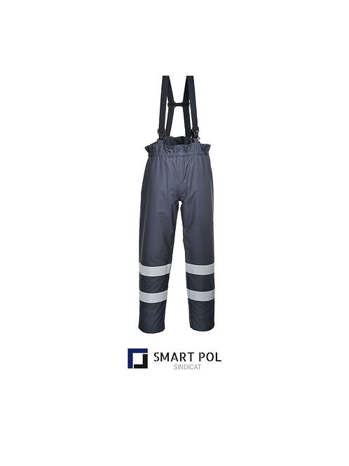 Pantaloni Impermeabili Bizflame Rain protectie multipla