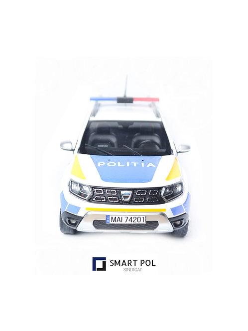 Masinuta Duster Politia Romana