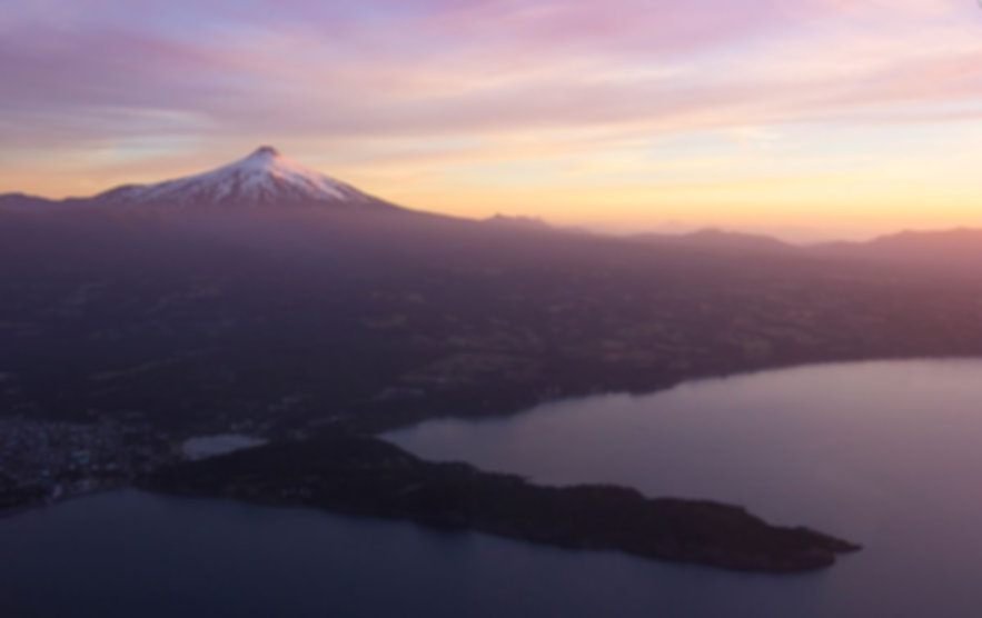 Cabañas Amapolas - Lago Villarrica - Volcan Villarrica - Caburgua