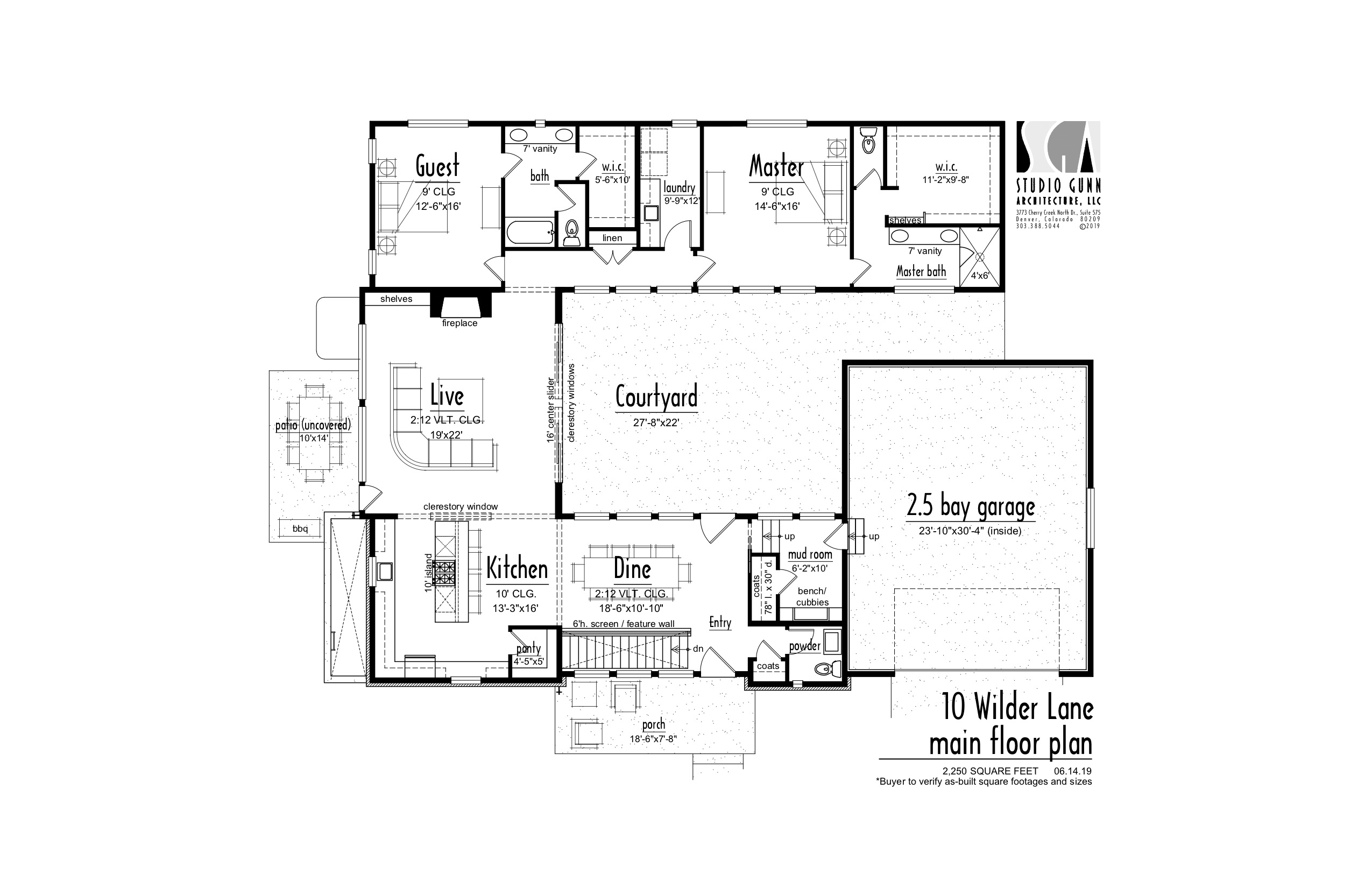 10 WL Main Level Plan 11x17_07.13