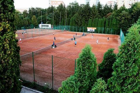 teren tenis cu piciorul Cluj Club Transi
