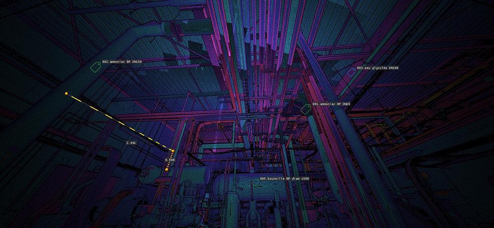 laser scanning ScanSap