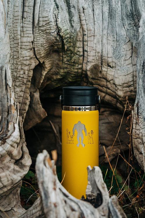 Bigfoot Wellness 20oz Coffee HydroFlask