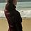 Women-Spearfishing-Freedive-Wetsuit-3mm-5mm-7mm-Yamamoto-38-Maroon-Camo-New-Zealand-Back