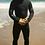 Spearfishing-Freedive-Wetsuit-Jacket-Long-John-5mm-7mm-Yamamoto-39-Black-New-Zealand-Front