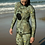 Women-HECS-Aquatic-Stealthscreen-Wetsuit-Spearfishing-Freedive-Loading-Pad-3mm-5mm-7mm-Yamamoto-39-Multicamo-Front