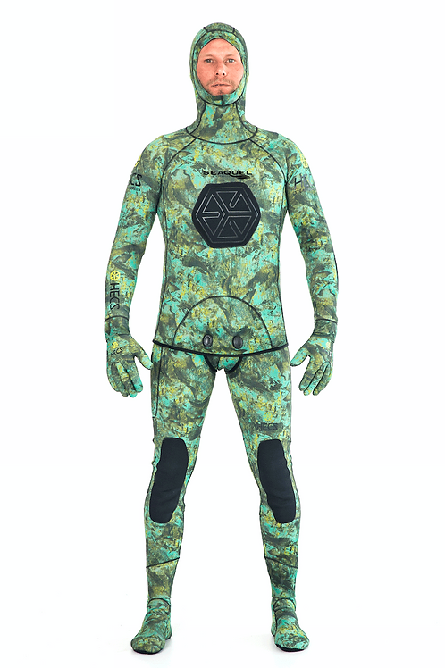 HECS-Aquatic-Stealthscreen-Wetsuit-Spearfishing-Freedive-3mm-5mm-7mm-Yamamoto-39-Multicamo-Front