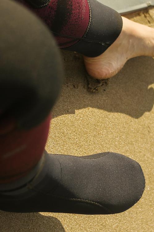 Neoprene-Freedive-Booties-Spearfishing-On-Foot