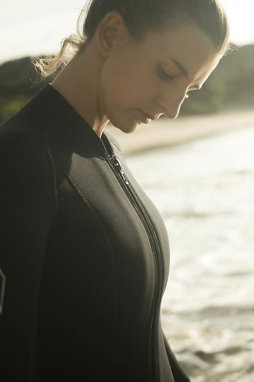 Womens-Dive-Wetsuit-5mm-7mm-Two-Piece-Yamamoto-Titanium-Neoprene-Custom-Wetsuit