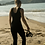Women-Spearfishing-Freedive-Wetsuit-Long-John-3mm-5mm-7mm-Yamamoto-39-Black