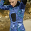 Women-Spearfishing-Freedive-Wetsuit-3mm-5mm-7mm-Long-John-Jacket-Yamamoto-38-Blue-Camo-Hyperstretch-New-Zealand