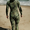 Women-HECS-Aquatic-Stealthscreen-Wetsuit-Spearfishing-Freedive-3mm-5mm-7mm-Yamamoto-39-Multicamo-Back