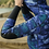 Women-Spearfishing-Freedive-Wetsuit-3mm-5mm-7mm-Jacket-Yamamoto-38-Blue-Camo-Hyperstretch-New-Zealand-Hood