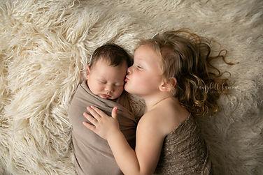 Baby Shepherd _ Newborn Photography _ C