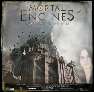 Mortal Engines Movie Poster