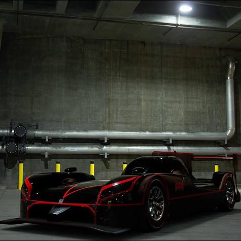 Nissan Batmobile