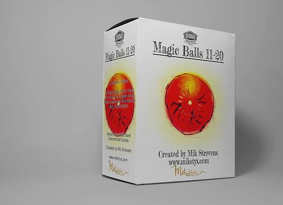 Magic Balls 11-20