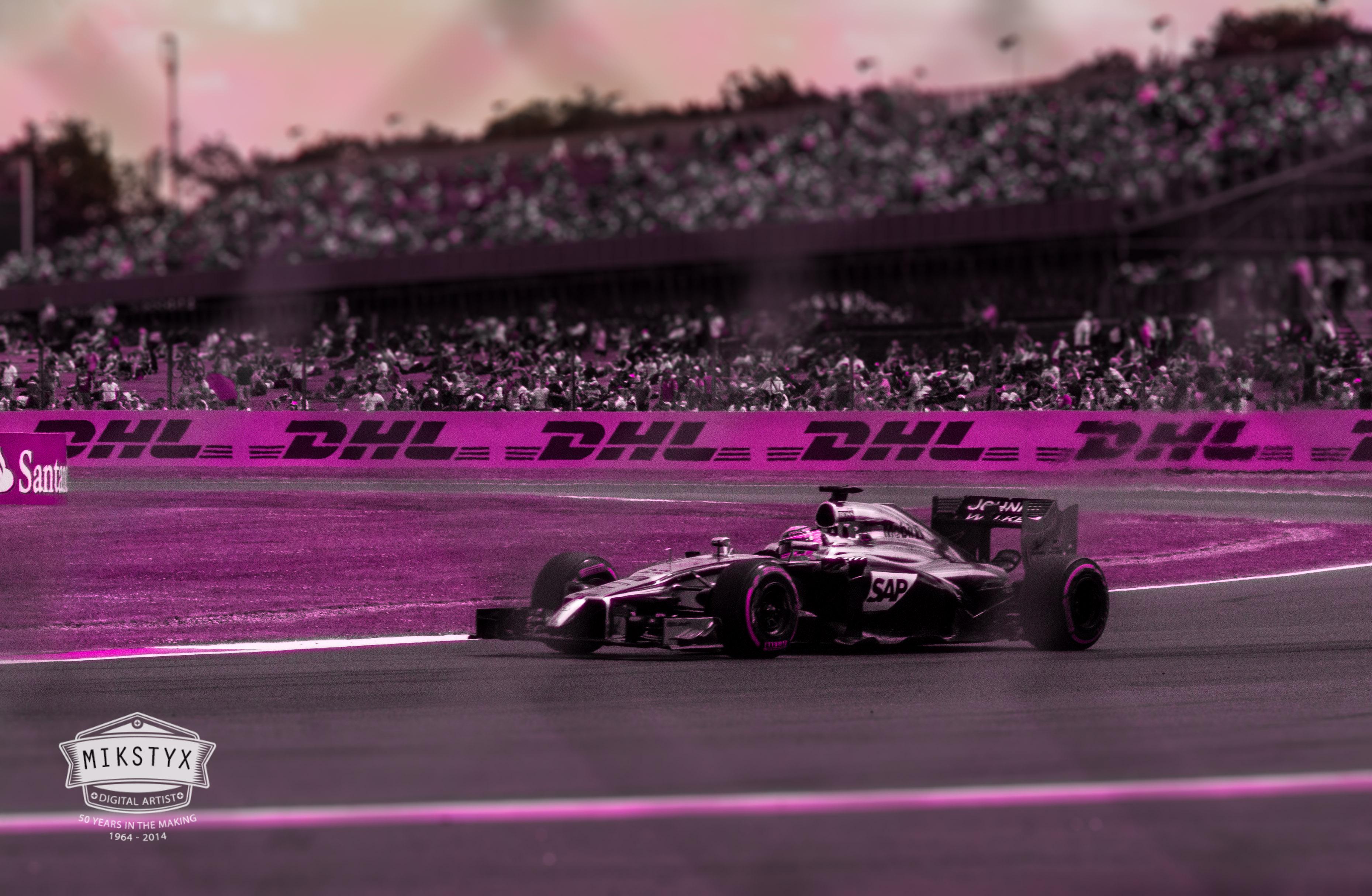 Silverstone F1GP