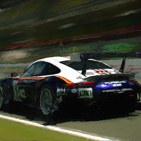 911 RSR Le Mans 2018