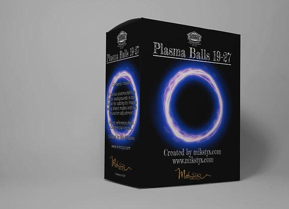 Plasma Balls 19-27