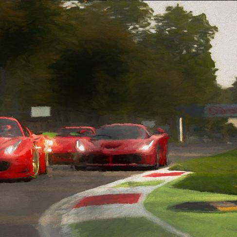 Tre Ferrari