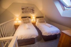 Room 5 Bedroom (set up as twin)