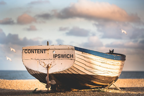 Ipswich Boat, Aldeburgh