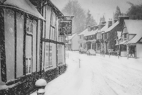 Snowy Wheathampstead
