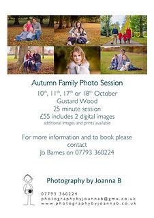 Autumn Family Photo Session final 2020 c