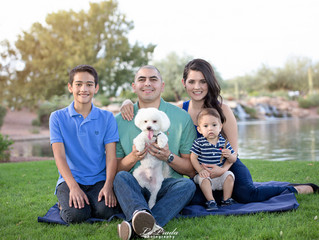 Family Photography Anthem Park