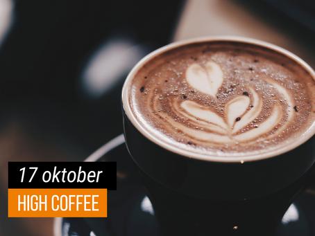 High Coffee bij koffieconcert Dostojevski Kwartet