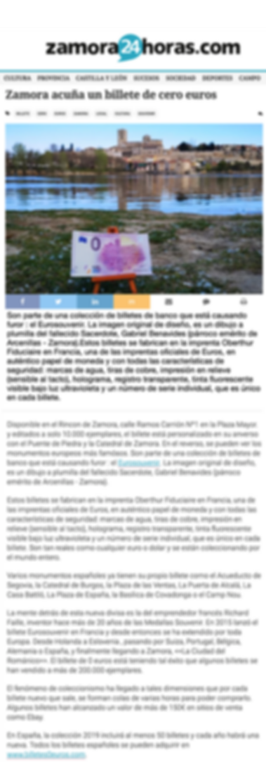prensa_zamora24horas_0euros_eurosouvenir