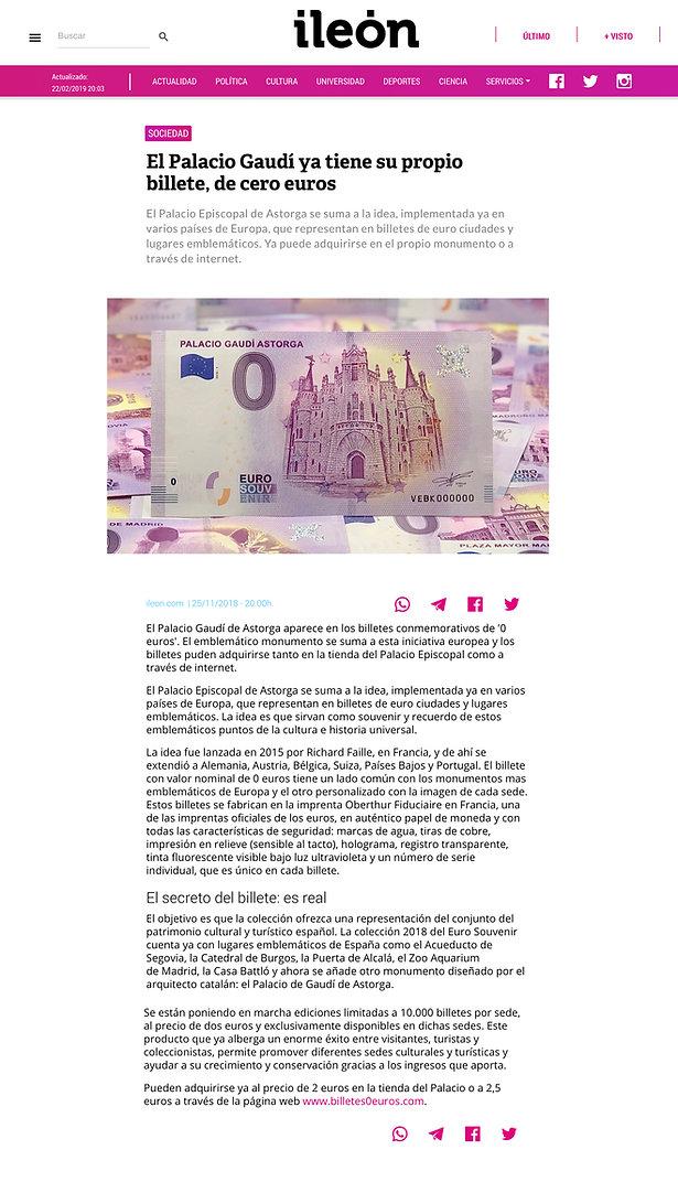 Ileon-Palacio-Gaudi-Cero-Euros-Billete-S