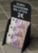 mostrador 0 euros